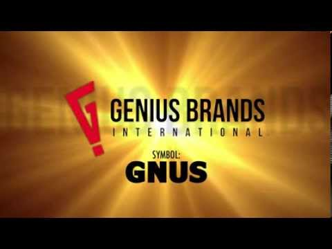 Genius Brands - Television Ad Group