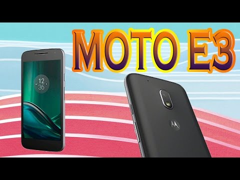 MOTO E3: REVIEW EN ESPAÑOL (2016) | MN TECH