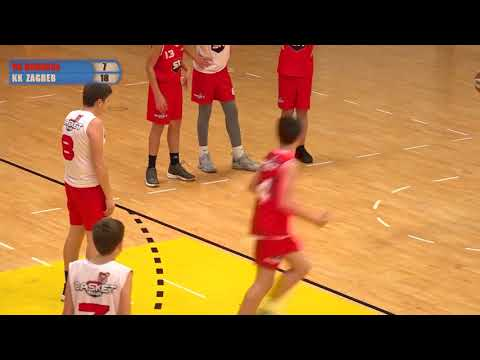 KK DUBRAVA - KK ZAGREB | Basket4kids u Zagrebu  | BASKET 4 KIDS