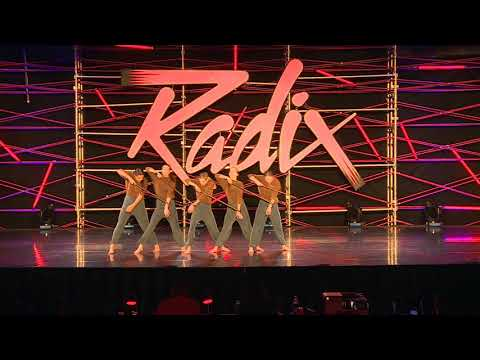 PAVE SCHOOL OF THE ARTS- RADIX REGIONALS ANAHEIM- CARELESS WITH THIS LOVE