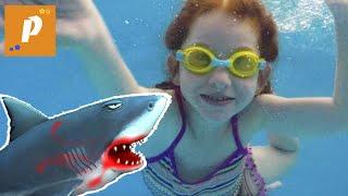 VLOG Моё любимое хобби плавание