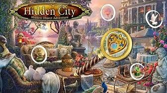 Hidden City®: Hidden Object Adventure, February 2019