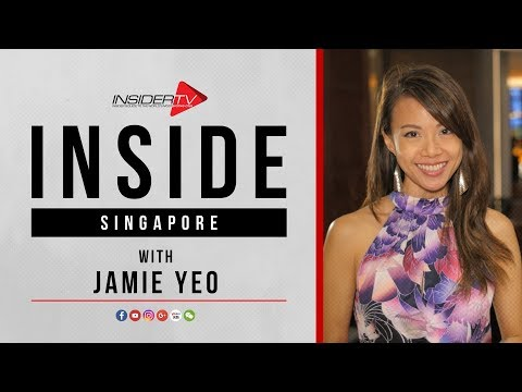 INSIDE Singapore with Jamie Yeo | Travel Guide | May 2018