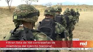 Red+ | Ataque digital de 'Anonymous' a página oficial del Ejército Nacional