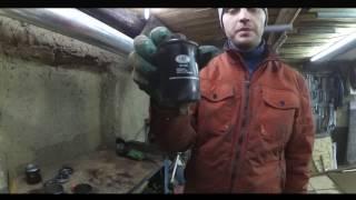 Вскрытие топливного фильтра SCT
