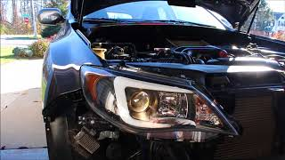 How to completely change the look of your car? Get new headlights! ...