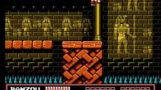 TAS Double Dragon 3 NES in 10:10 by xipo