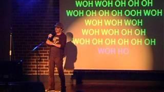 Guns N' Roses-Back off bitch karaoke Hard Rock Cafe mp3