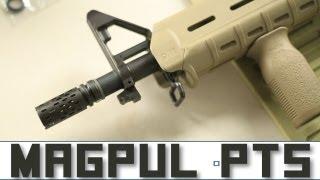 Airsoft GI - Pimp My Gun - MagPul PTS Edition! - Featuring the KWA CQR Mod2