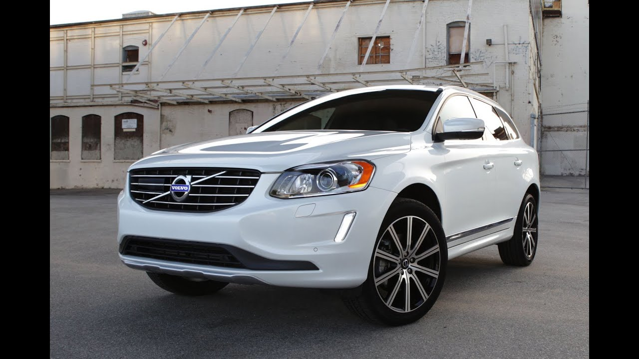 2015 Volvo Xc60 Review Edmunds Com Youtube