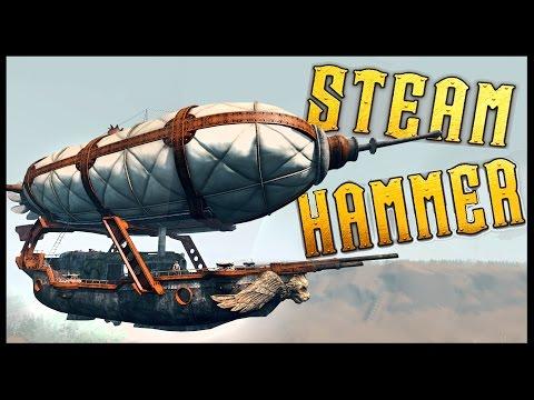 Steam Hammer - Steampunk Hardcore Sandbox RPG - Let's Play Steam Hammer Gameplay