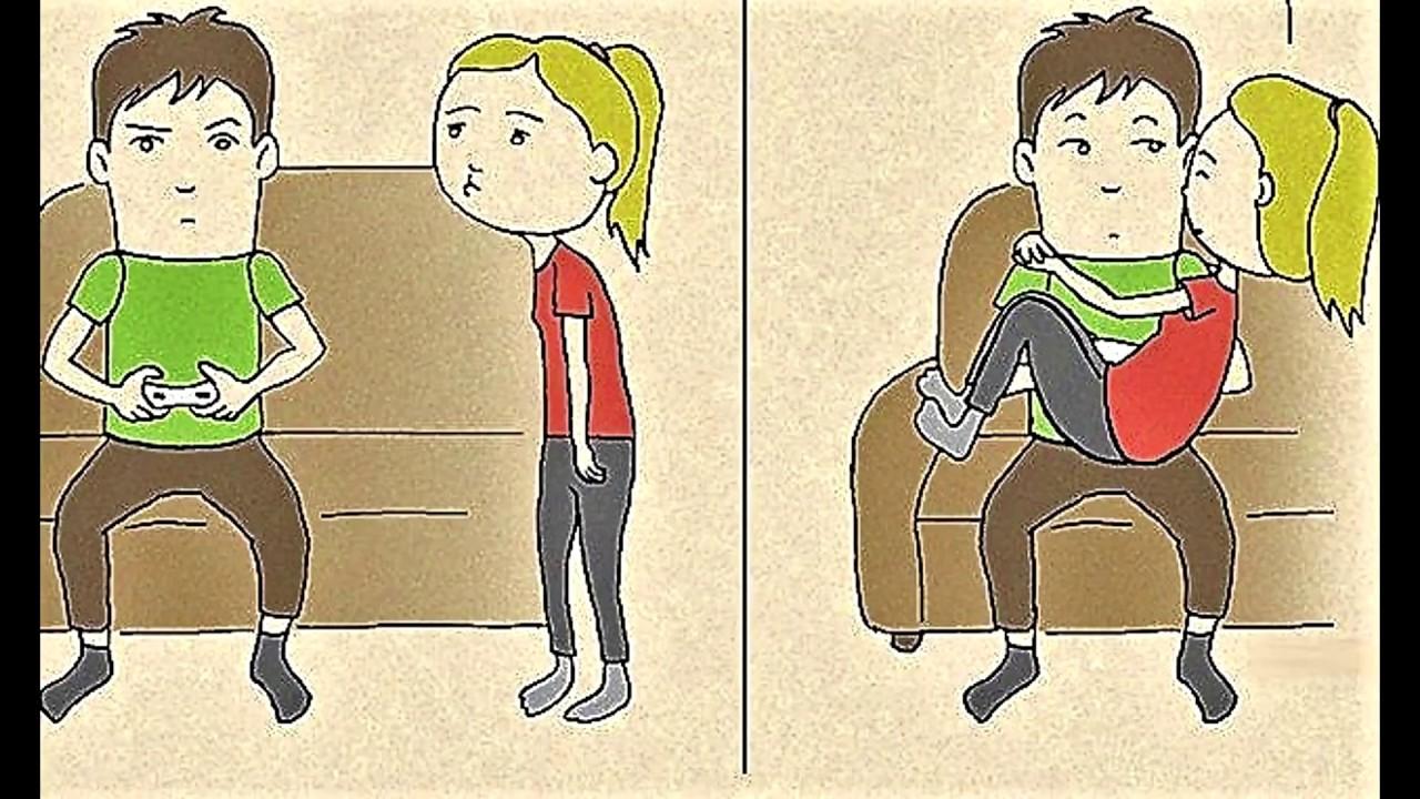 Прикольные картинки на тему отношения