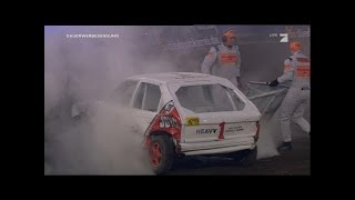2. Lauf: 1500 ccm - TV total Stock Car Crash Challenge