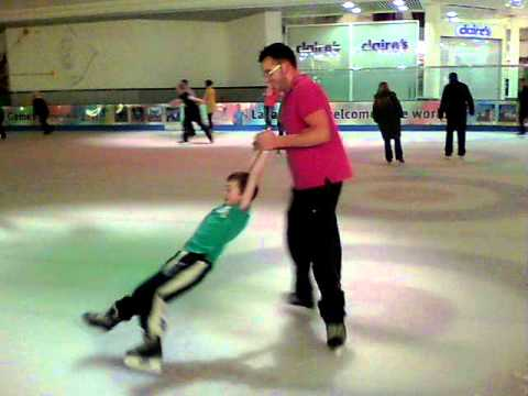 When Balamory came to EK Ice Rink - YouTube
