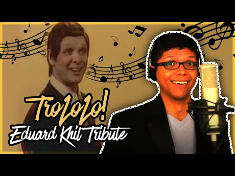 TroLoLo! Tay Zonday Eduard Khil Tribute!