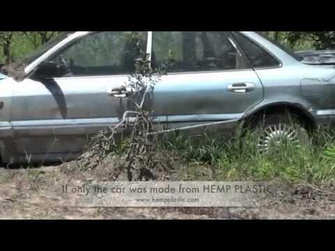 Henry Ford 2nd – Hemp Plastic