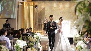 강남 S컨벤션 웨딩홀 결혼식 본식dvd 웨딩영상 하이라…