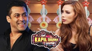 Iulia Vantur CONFESSES Her Love For Salman On The Kapil Sharma Show