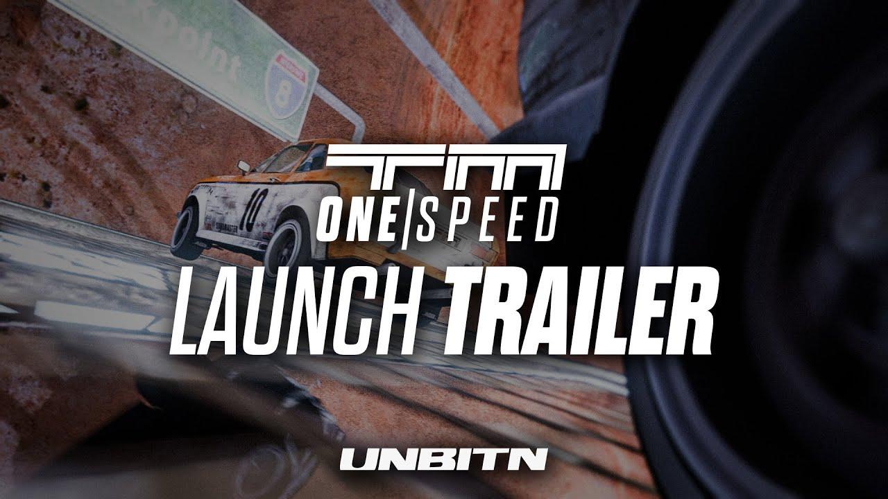 TrackMania One - Speed   Launch Trailer - UNBITN