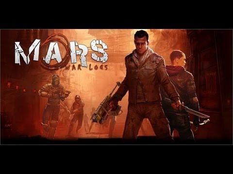 crixus13 plays mars war logs |