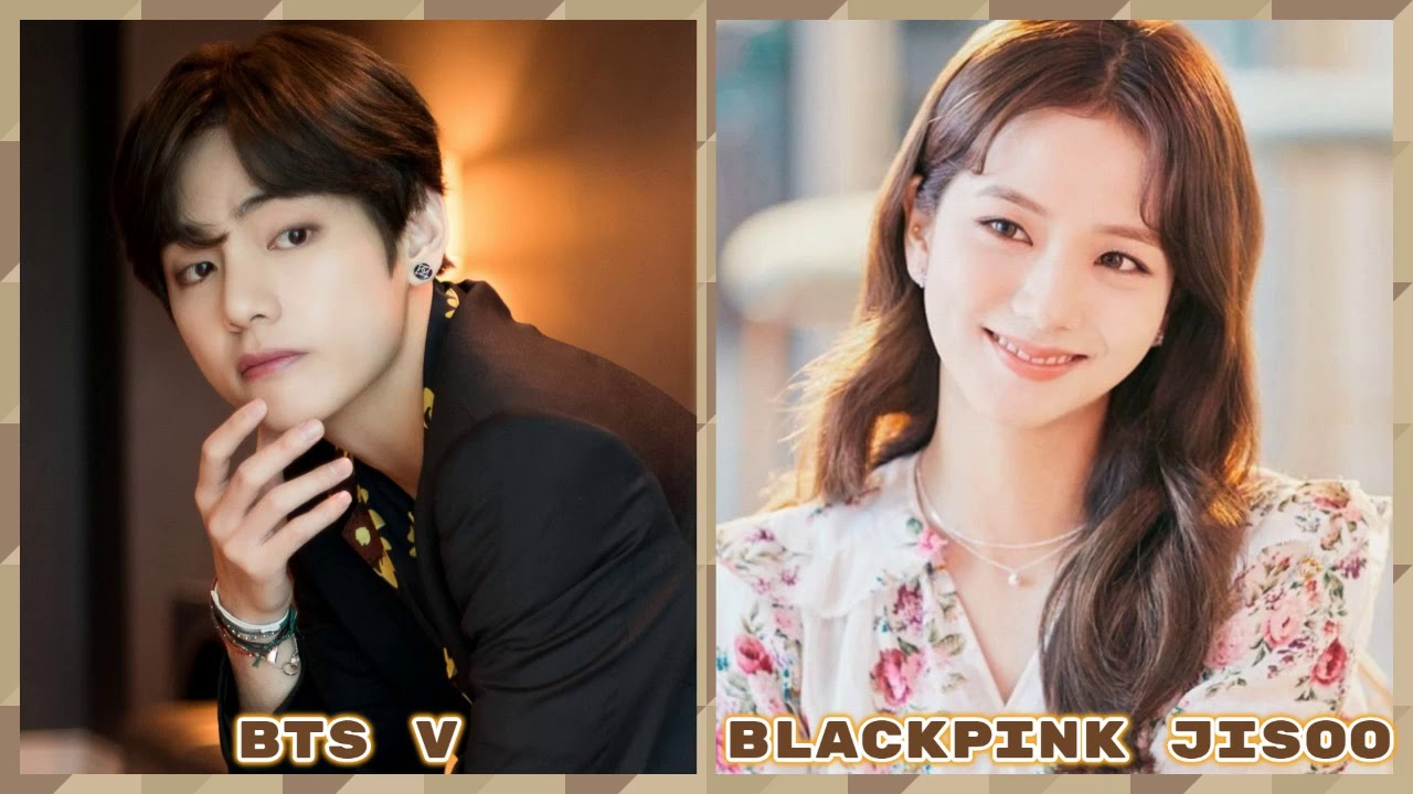 (Requested) How would BTS V and BLACKPINK Jisoo sing Sean Paul - No Lie ft. Dua Lipa
