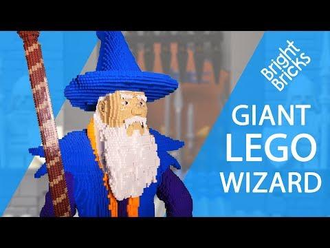 Building a LEGO Wizard!
