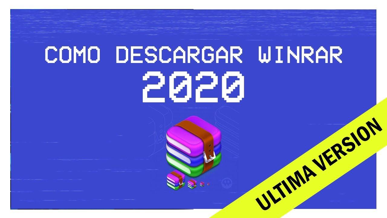 ✅Descargar WinRar 2020 Full Español Completo para 32 & 64 Bits 2020