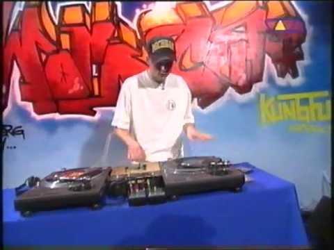 DJ KANE | DJ Ray-D @ Word Cup (Tyron Ricketts)