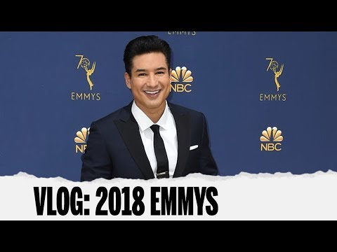 On the Red Carpet with Mario: Backstage 2018 Emmys