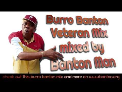 Burro Banton - The Veteran Mix - mixed by Banton Man