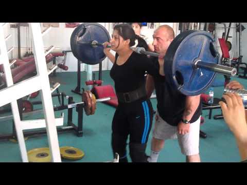 Vard Mkrtchan  14x100kg