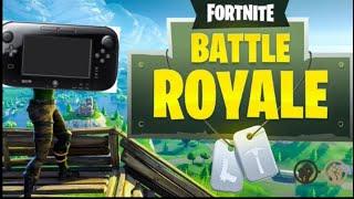 Why Fortnite isn't on the Wii U