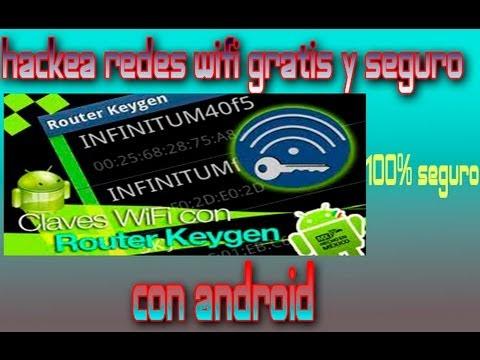 Router Keygen | Hackea Redes Wi-fi Gratis Con Android Todos Los Dispositivos Soportados