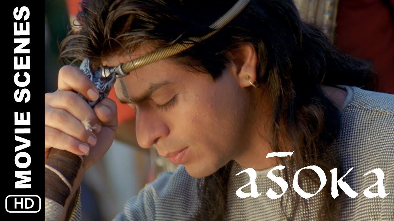 Download Shastra   Asoka   Movie Scene   Shah Rukh Khan, Kareena Kapoor, Hrishitaa Bhatt