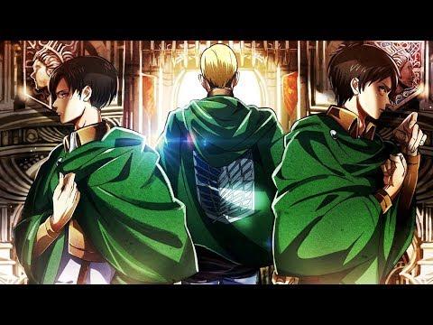 Attack On Titan OST  (Season 1 & Season 2 Mix) - Epic Battle Anime Music