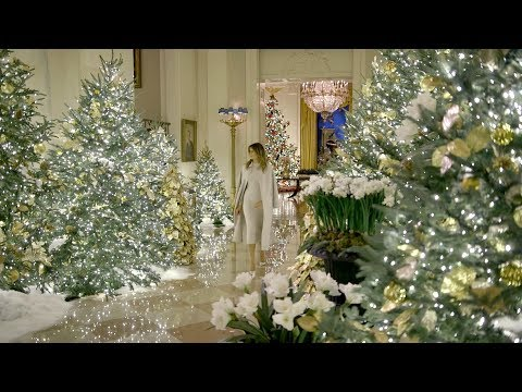 Randi West - A look inside the White House for Christmas