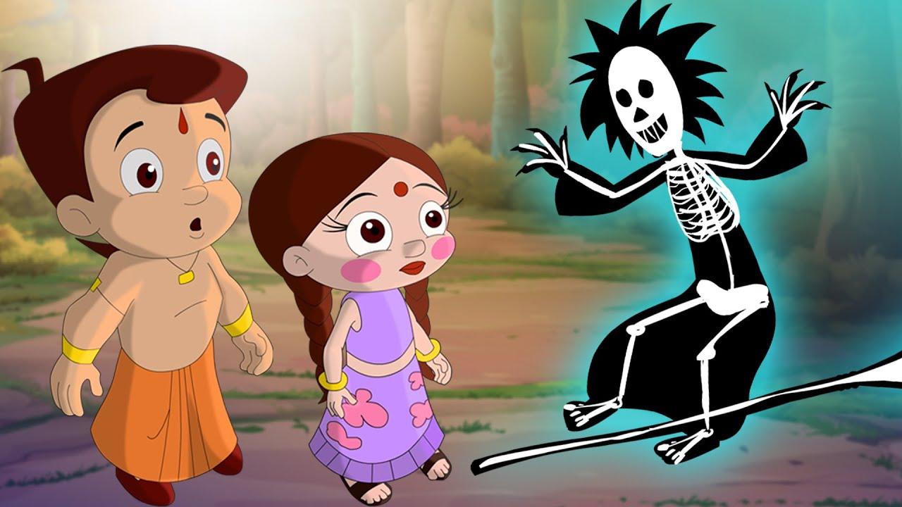 Chhota Bheem - The Haunted World | Adventure Videos for Kids in Hindi | Cartoons for Kids