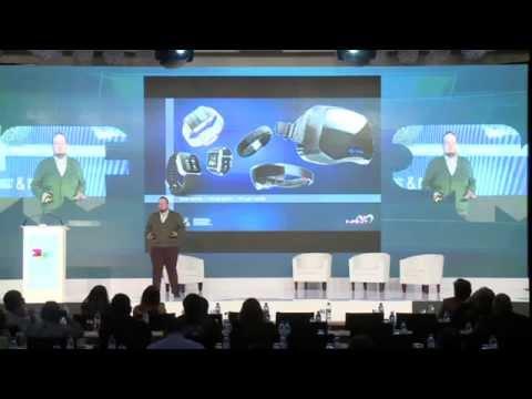 DMF Dubai 2015 - Speaker: Alexandru Cernatescu