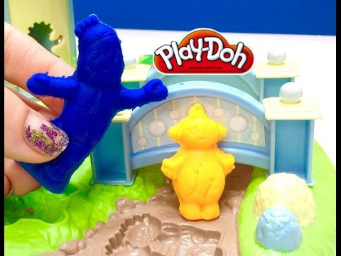 Play-Doh Iggle Piggle and Makka Pakka In The Night Garden Toy Set