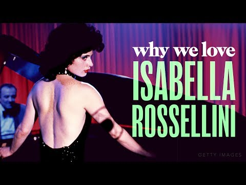 Why We Love Isabella Rossellini