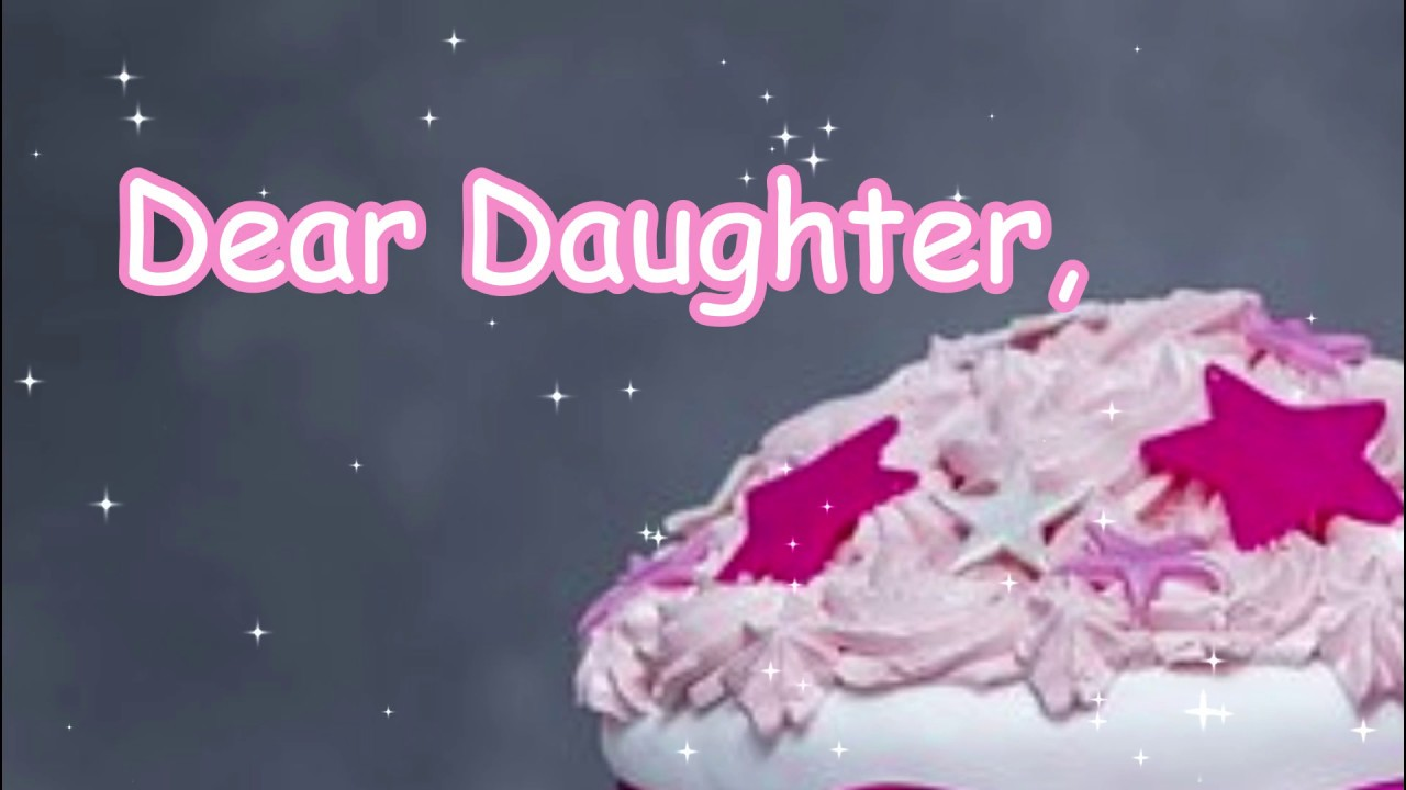 Happy Birthday Wishes For Daughter Quotes Messages Birthday Wishes For Daughter From Mom Dad Youtube