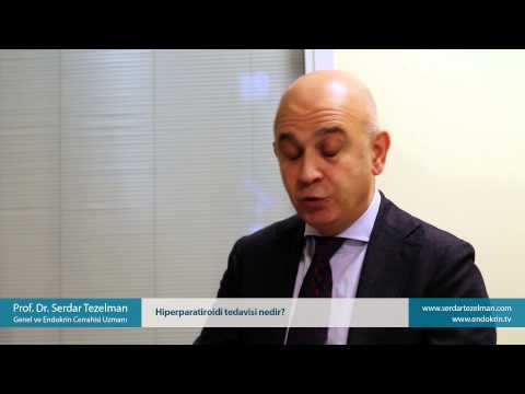 Hiperparatiroidi Tedavisi Nedir? - Prof. Dr. Serdar Tezelman