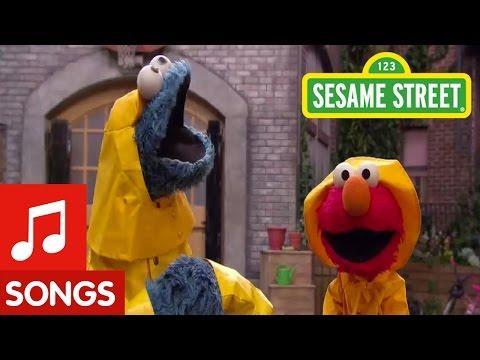 Sesame Street: It's Raining Cookies Song