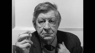 W. H. Auden reading a selection of his poetry 1961