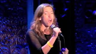 "Melanie Brook - ""Do Not Sing List"" Medley - The Callback Semi Finals at 54 BELOW"