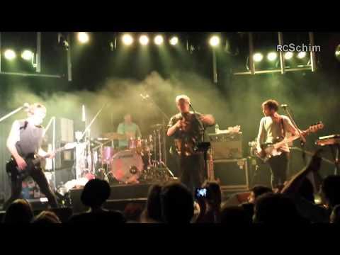 Bilderbuch live Konzert im ppc (15.3.2014 Graz, Feinste Seide, Maschin, Plantsch...)