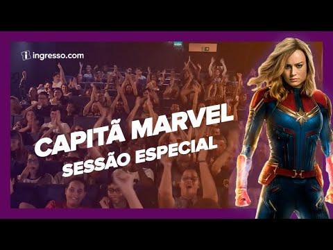 Playlist Capitã Marvel   Hoje nos Cinemas