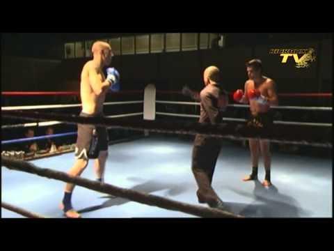 Gerwin Lubbinkhof vs Sven Borst