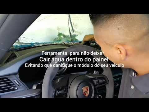 Porsche 911 Carrera Miami BLUE Film De Alta Performance Garware  De Nano Cerâmica