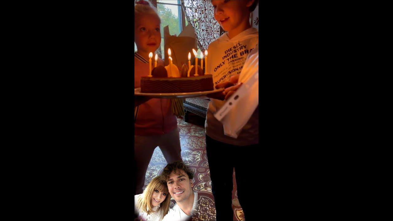 Гарри и Лизе Галкиных восемь лет! Пугачева и Галкин приготовили им сюрприз